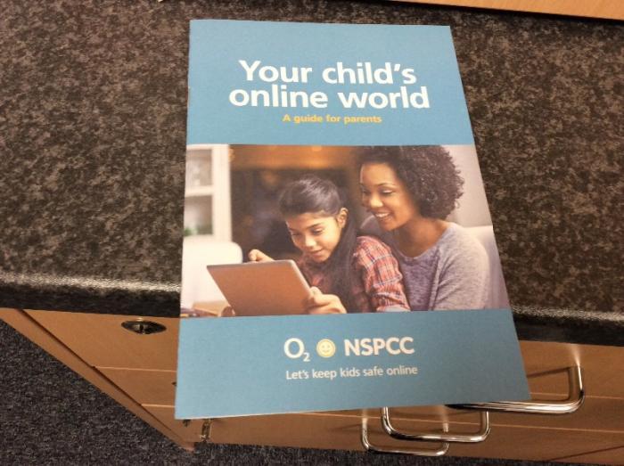 Parent online safety workshop